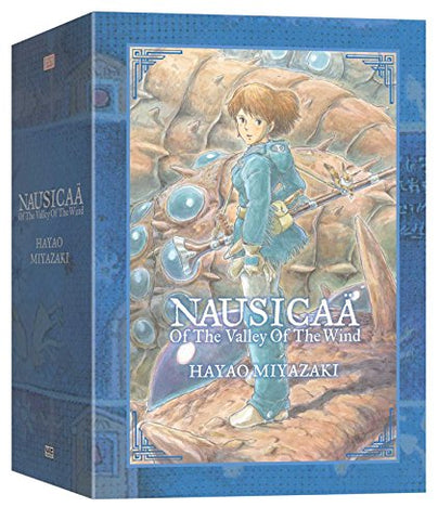 NAUSICAA O/T VALLEY O/T WIND BOX SET (C: 1-0-1) (Nausica of the Valley of the Wind)