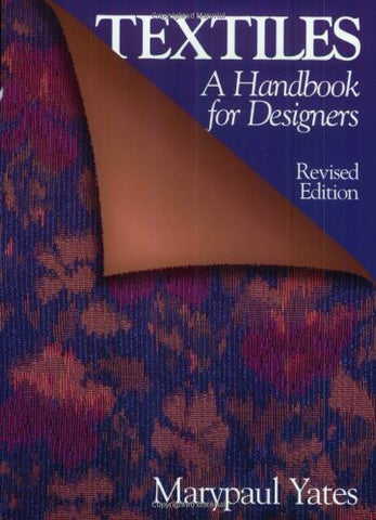 Textiles: A Handbook for Designers (A Norton professional book)