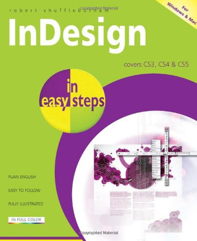 InDesign in easy steps