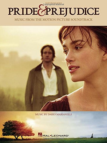 Pride And Prejudice Music From The Motion Picture Soundtrack Easy Pf: Easy Piano