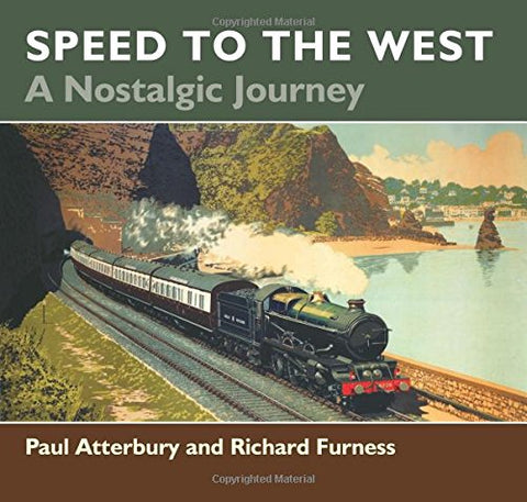 Speed to the West: A Nostalgic Journey