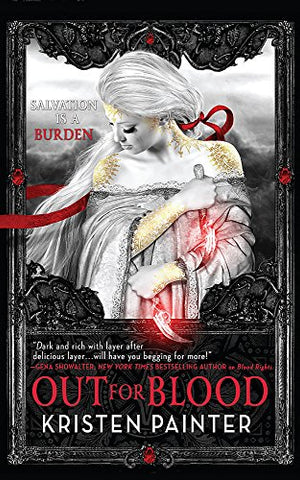 Out for Blood: House of Comarr: Book 4