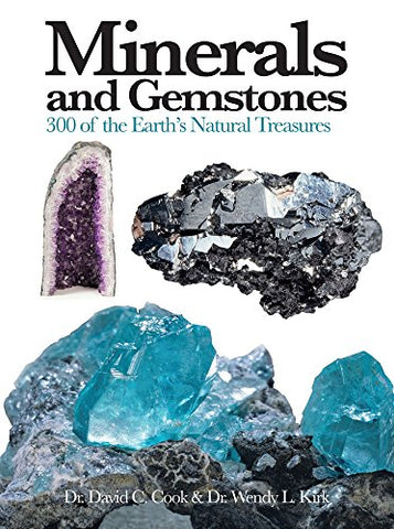 Minerals and Gemstones (Mini Encyclopedia)