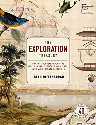 The Exploration Treasury (RGS (with IGB)) (Make It)