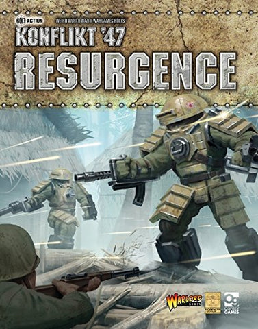 Konflikt 47: Resurgence (Bolt Action)