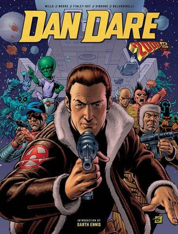 Dan Dare - The 2000 Ad Years