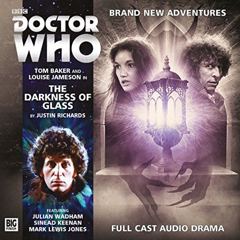 The Darkness of Glass (Doctor Who: The Fourth Doctor Who Adventures)