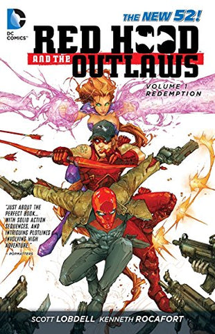 Red Hood and the Outlaws Volume 1: REDemption TP