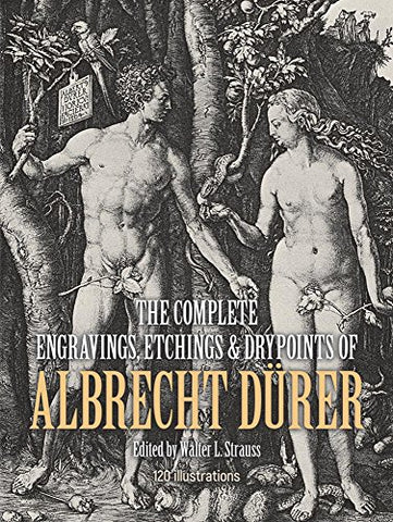 The Complete Engravings, Etchings and Drypoints of Albrecht Drer. (Dover Fine Art, History of Art)