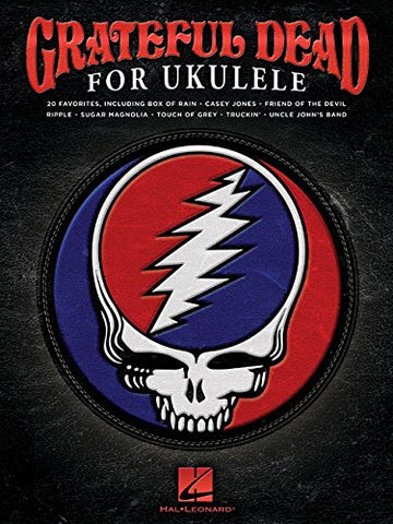 Grateful Dead for Ukulele Uke Bk