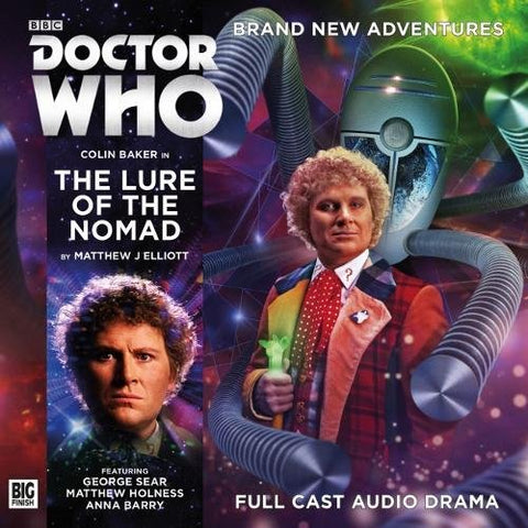 Main Range 238 - The Lure of the Nomad (Doctor Who Main Range)