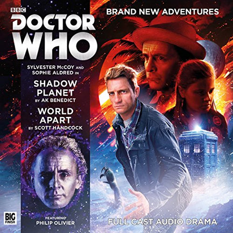 Doctor Who Main Range: Shadow Planet/World Apart: No. 226