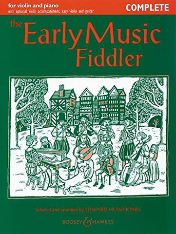 Early Music Fiddler: Complete (Huws Jones Fiddle)