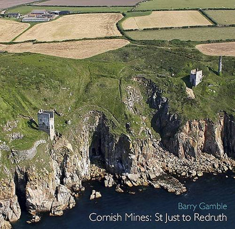 Cornish Mines: St. Just to Redruth (Pocket Cornwall)