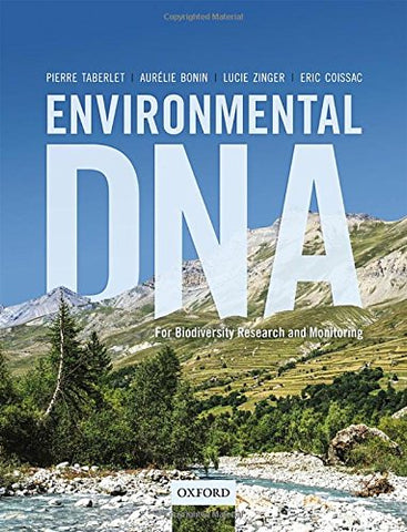 Environmental DNA: For Biodiversity Research and Monitoring