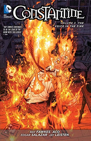 Constantine Volume 3 TP (The New 52)