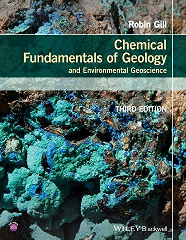 Chemical Fundamentals of Geology and Environmental Geoscience (Wiley Desktop Editions)