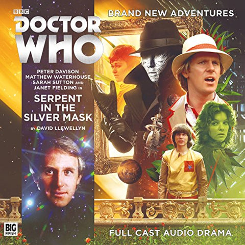 Main Range 236 - Serpent in the Silver Mask (Doctor Who Main Range)