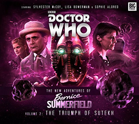 The New Adventures of Bernice Summerfield: The Triumph of the Sutekh: Volume 2