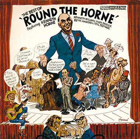 The Best Of Round The Horne: (Vintage Beeb)