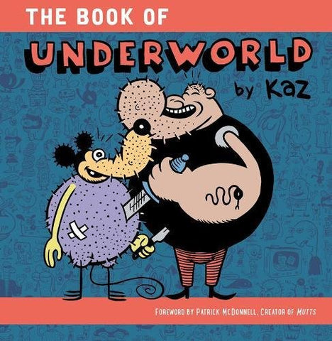 The Book Of Underworld