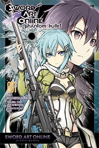 Sword Art Online: Phantom Bullet, Vol. 1 (manga) (Sword Art Online Manga)