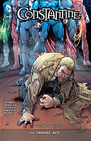 Constantine Volume 2 TP (The New 52) (John Constantine Graphic Novel)