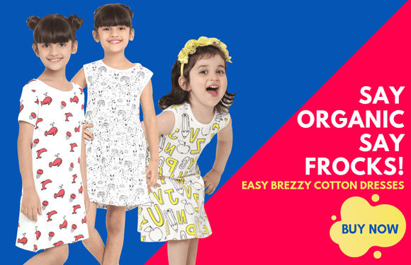 organic cotton dresses in india online