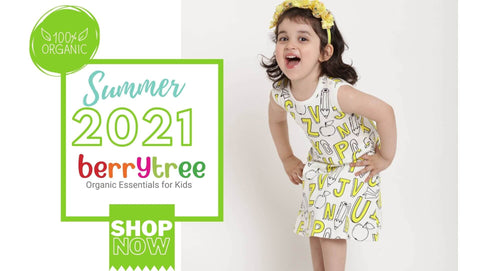 baby girl clothes berrytree