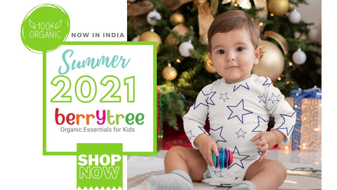 baby gifts for summer organic