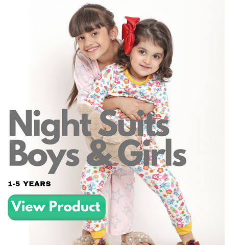 berrytree girls nightsuits