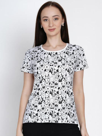 Berrytree Organic Cotton T-shirt For Ladies