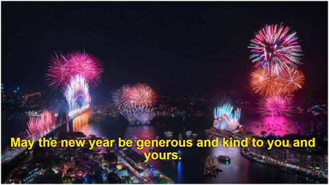 New Year Message 2021