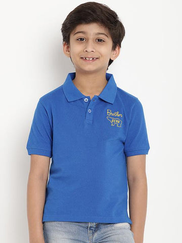 cotton t-shirt for 4 year old boys
