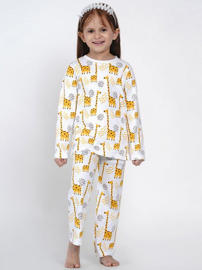 night suit set for girls