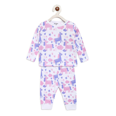 unicorns night suit