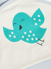 birds logo print berrytree