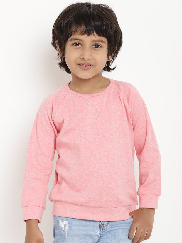 sweatshirt organic cotton boys + girls