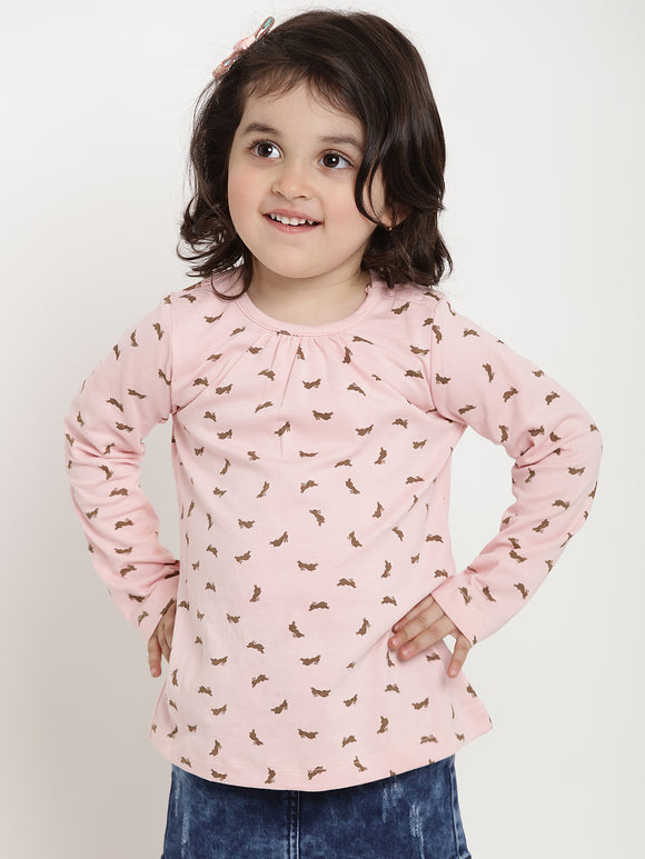 organic cotton pink dress berrytree