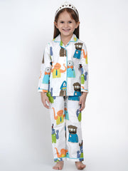 girl nightsuit berrytree