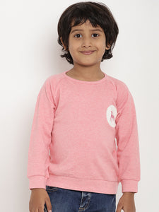 unicorn sweatshirt organic cotton kids berrytree