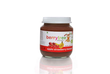 Berrytree Organic Baby Food Apple Banana Strawberry