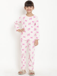 night suit girls organic cotton kids berrytree india