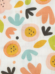bright swaddle sheet