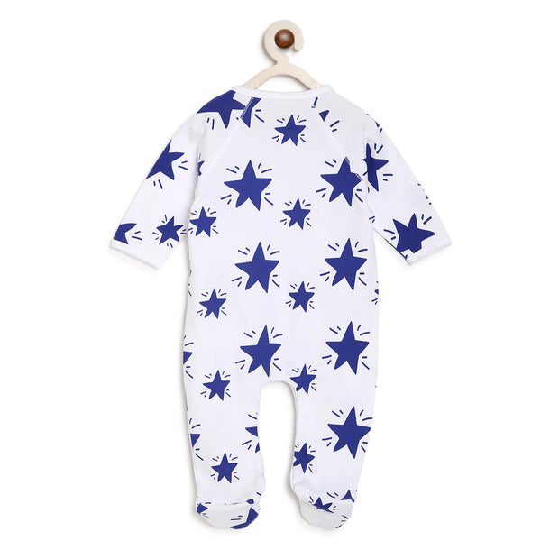 stars romper full body