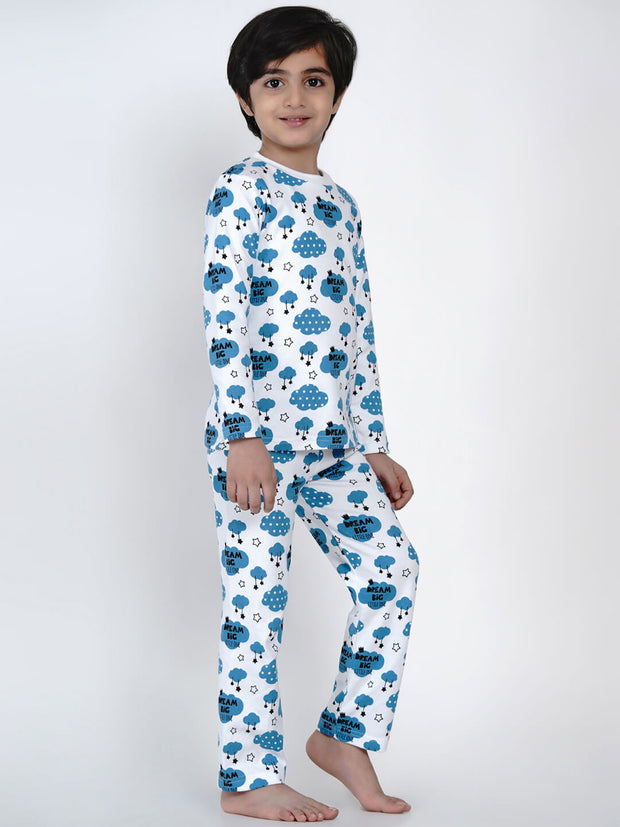 organic cotton night suits for kids