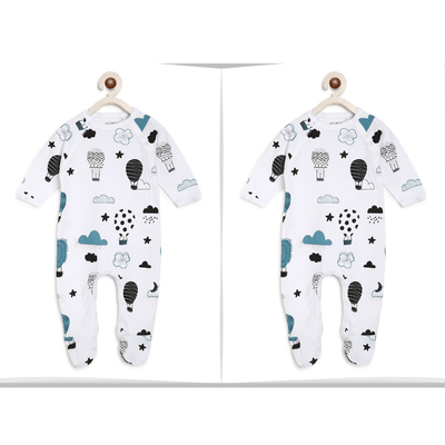 Twin Baby Rompers