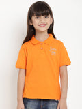 sister bear orange polo shirt berrytree
