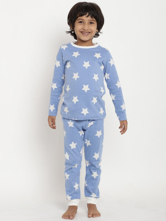 berrytree night suit girls organic cotton kids