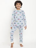 night suit organic cotton kids berrytree